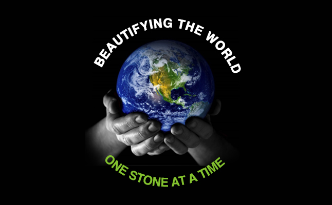 Beautifying The World, One Stone at a Time